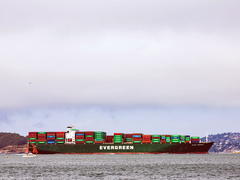 Evergreen to join 23K TEU club
